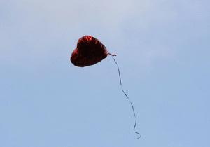 Немецкие полицейские  приняли воздушные шары за НЛО