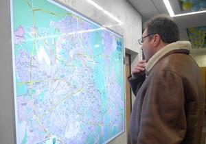 На красной линии киевского метро восемь минут не ходили поезда