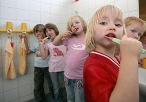 Зубная щетка помогла диагностировать рак у ребенка