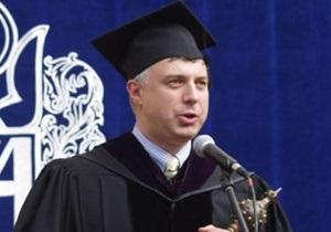 Минобразования заявляет, что ректор Могилянки ответит за недобор магистров
