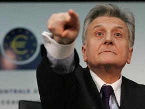ЕЦБ: Экономика начнет расти в 2010 году