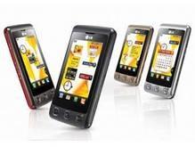 LG создала бюджетный сенсорный телефон