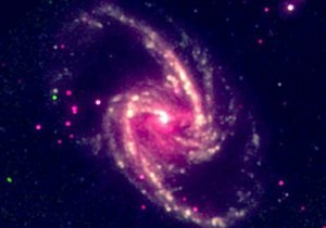 Новости науки - черная дыра - Млечный Путь: Астрономы измерили магнитное поле черной дыры в центре нашей Галактики