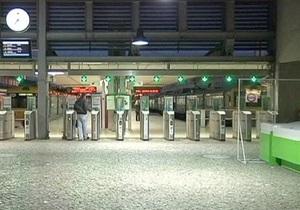 В Португалии бастуют работники общественного транспорта