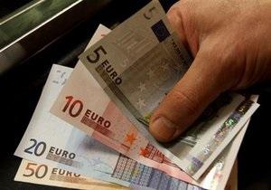 Межбанк открылся снжиением котировок по евро