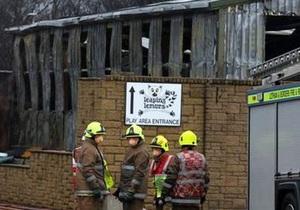 При пожаре в частном зоопарке Эдинбурга погибли десятки экзотических животных