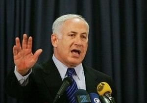 Нетаньяху обвинил Иран в попытках спровоцировать войну между Израилем и Сирией