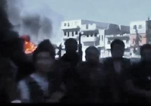 В Алеппо повстанцы разогнали демонстрантов, выступающих за снятие блокады
