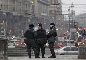 В центре Москвы грабители отобрали у инкассаторов более 200 млн рублей