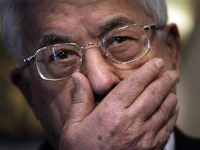 Махмуд Аббас отказался признать Израиль еврейским государством