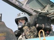 Фотогалерея: Ющенко пересел на истребитель
