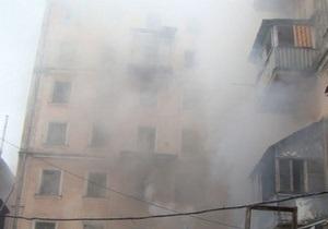 В Одессе во второй раз за день горит музей Руссова