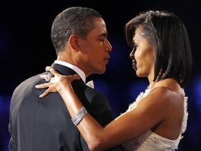 Фотогалерея: Танцующий Обама