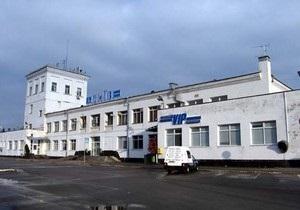 Киевский аэропорт Жуляны обновил веб-сайт