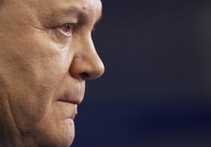 Янукович: Луценко в МВД не работает