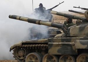 Великобритания присоединилась к военной операции в Ливии