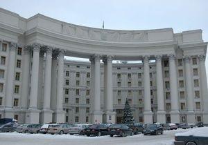 МИД: Украина может откорректировать свою внешнюю политику