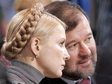 Балога: Только БЮТ может взять в свои ряды соратников Медведчука