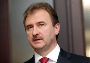 Попов поздравил киевлян и гостей столицы с Новым годом