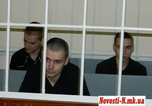 Обвиняемый в убийстве Оксаны Макар в суде аплодировал и шутил