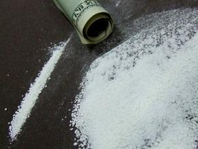 В Борисполе задержали немца с кокаином