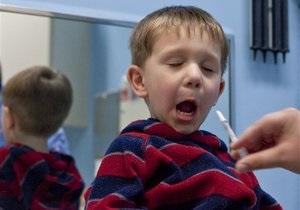 Грипп - ОРЗ - ОРВИ - Украина - Минздрав рапортует о 2,5 млн заболевших