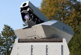 В Германии испытали новейшую лазерную пушку