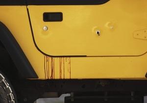 На Прикарпатье расстреляли бизнесмена