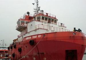 В МИД разъяснили ситуацию со взятыми в плен украинскими  моряками в Нигерии