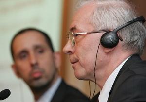 Азаров поручил подготовить закон про рынок ІТ-технологий