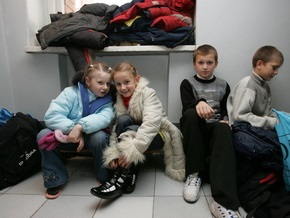 Киевгорадминистрация опровергает слухи о сокращении учителей