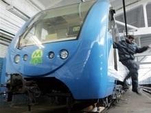 В столичном метро запустили новый комфортабельный поезд