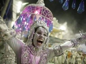 Парад победителей закрыл Бразильский карнавал