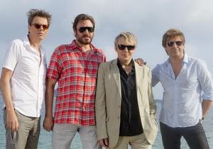 Концерт Duran Duran в Москве отменен