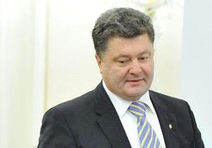 Глава миссии ОБСЕ поблагодарила Порошенко за содействие в работе международных наблюдателей