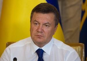 Янукович считает, что Украина готова создавать профессиональную армию