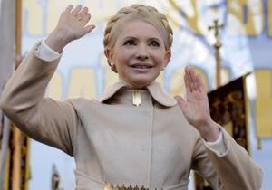 В Генпрокуратуре заявляют, что Тимошенко не просила разрешения на выезд в Бельгию и Литву