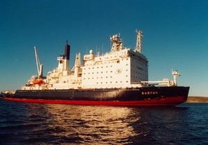 Названа предварительная причина пожара на российском атомном ледоколе