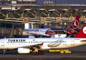 Turkish Airlines отменила более сотни рейсов из-за забастовки