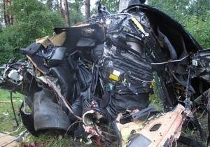 ДТП под Киевом с участием BMW: на месте аварии нашли праздничные открытки