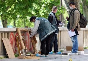 Фотогалерея: Пропало все. Вор-одиночка обчистил парижский музей современного искусства