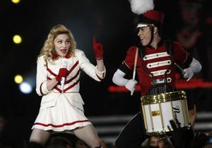 Россия обвинила Мадонну и Леди Гагу в нарушении визового режима