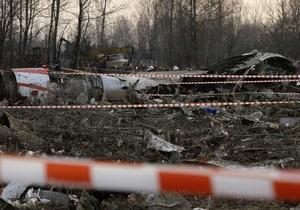 Россия передаст Польше копии записей черных ящиков самолета Качиньского