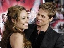 СМИ: В июне состоится свадьба Джоли и Питта