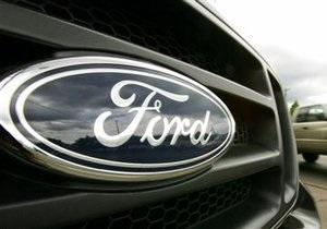 Чистая прибыль Ford за первые три месяца 2010 года превысила $2 млрд