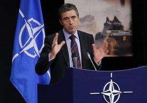 НАТО планирует привлечь Украину к созданию противоракетной обороны