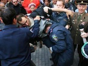 Милиция Крыма опровергла информацию о разоружении в преддверии беспорядков