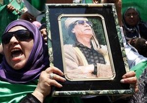 Командующий операцией НАТО в Ливии назвал ее целью убийство Каддафи