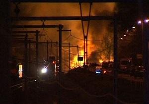 Крушение поезда в Бельгии: токсичные химикаты попали в канализацию