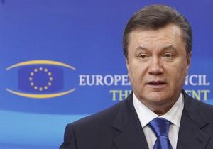 Фотогалерея: Лицом к лицу с Европой. Янукович в Брюсселе